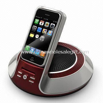 iphone clock radio speaker for apples ipod iphone with clock radio and rca 8346