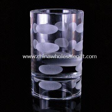 K9 crystal Flower Vase