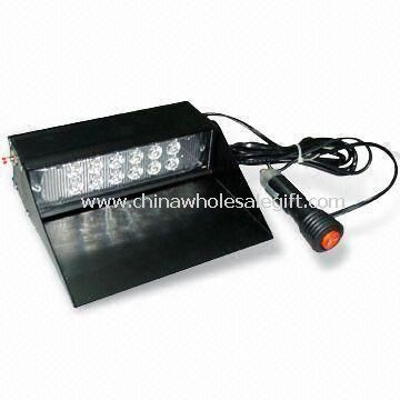 LED Car Strobe Light with Low Current and 12V DC Voltage