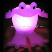 Frog Shaped Light-up Toy images