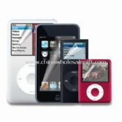 Screen or Full Cover Protector for iPod Nano, Touch, Classic, Vide images