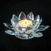 Crystal Candle Holder Fashionable and Novel Design images