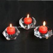 Crystal Candle Holder Made of K9 Crystal images