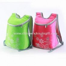 Cooler Backpack with Large Compartment and Aluminum Foil Lining images