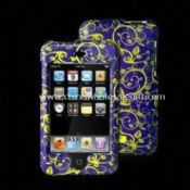 Cases/Covers for Apples iPod Made of Plastic with Water Paste Printing images