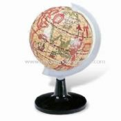 Globe Made of Plastic Various Colors are Available images