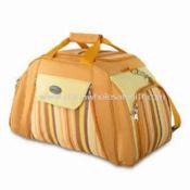 Picnic Carry Bag Made of 600D Polyester,Aluminum Foil Lining Fabric images