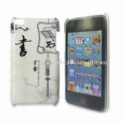 Traditional Chinese Character Book IMD Plastic Hard Case for iTouch 4 images