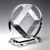 Acrylic Award, 2cm Thickness and Available in Clear Color images