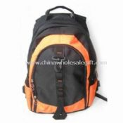 Hiking Backpack with Earphone Hole at the Back images