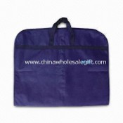 Non-woven Garment Bag, with Pocket for Shoes images