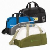 Pet Duffle Bags, Made of 51% Recycled images