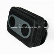 Portable Speaker, Arm Bag Type, Compatible with iPod and iPhone Players images