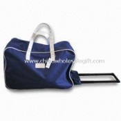 Trolley Bag, Made of 600D Polyester, Measures 54.5 x 28 x 35.5cm images