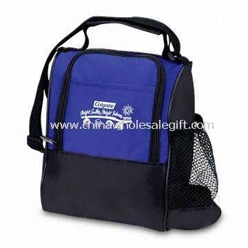 Cooler Lunch Bag, Promotional Lunch Bag with a Large Imprint Area for a School Lunch Promotion