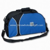 Casual Sports Bag with Wet/Shoe Zippered Pocket and Carry Handle images