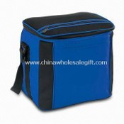 Cooler/Lunch Bag, Made by 420D Nylon, Suitable for Lunch and Picnic Packing images