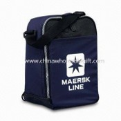 Cooler Lunch Bag, Promotional Lunch Bag with a Large Imprint Area for a School Lunch Promotion images
