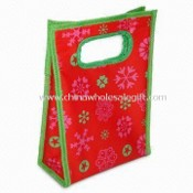 Promotional Novelty Lunch Bag with Rotogravure Print, Measures 21 x 10 x 30cm images
