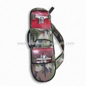 Skateboard/Waveboard Bag with Adjustable Shoulder Straps images