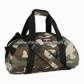 Sports Bag with Rain Covered Zippers, Measures 54 x 39 x 18cm images