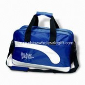 Sports/Gym Bag, Made of 420D Nylon with Carrying Handles images