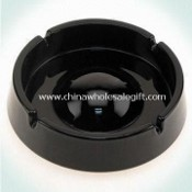 Black Color Glass Ashtray Available with Your Custom Logo or Design images