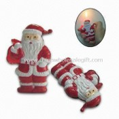 Windproof Lighters in Santa Claus with Gift Bag Design images
