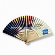 Bamboo Hand Fan images