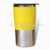 Auto Mug with Stainless Steel, OEM Orders are Welcome images