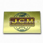 Nameplate, Magnetic and Durable, Customized Colors are Welcome images