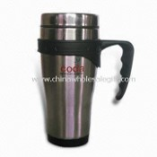 Stainless Steel vacuum Cup, Your Logo Accepted images