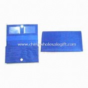 Card Wallet, Made of 600D, Can Be Made as Per Customers Design images