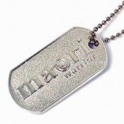Promotional Metal Dog Tag/Necklace, Available in Different Sizes and Logos images