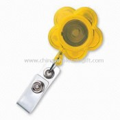 Retractable Badge Reel/Holder, Customeized Logo is Welcome images