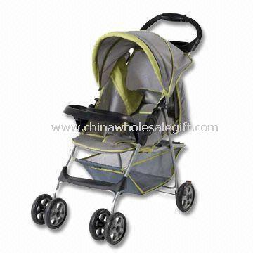 Foldable Doll Stroller