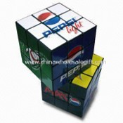 Magic Cube, Made of PS images