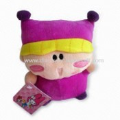 Plush Doll, Available in Various Colors and Designs images