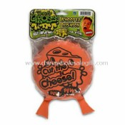 Promotional Party Favor Rubber Whoopee Cushion with Big Logo Space and Customized Sizes/Printing images