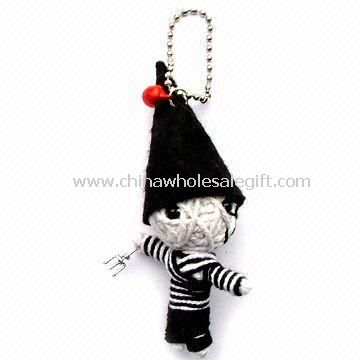 Voodoo Doll, Used for Keychains