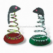 Cat Toys with 14.5cm Diameter and 23cm Height images