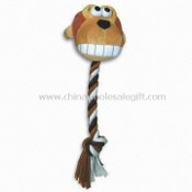 Pet Rope and Plush Fur Toys images