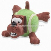 Pet Toy, Made of Rubber and Vinyl, Customized Specifications Welcome images