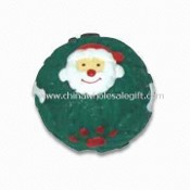 Pet Vinyl Toys with Squeaker, Suitable for Christmas Decorations images