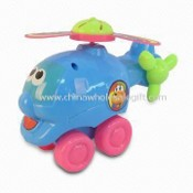 Pull Along Plan Car Toy images