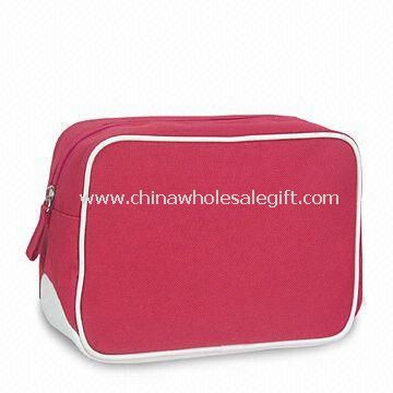 Cosmetic Bag with PVC Lining