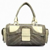 Leather Handbag, Customized Designs Accepted images