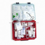 Automobile First Aid Kit, Box Size 35 x 28 x 8cm images