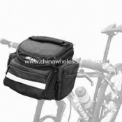 Handlebar Bag, Made of 100% Polyester with PU Coating Material, Measures 27 x 17 x 23cm images