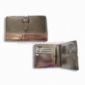 Passport Holders with Card Window and Slots images